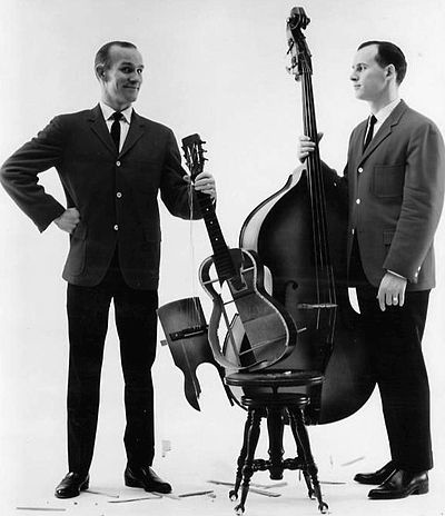 The Smothers Brothers Show-classic comedy