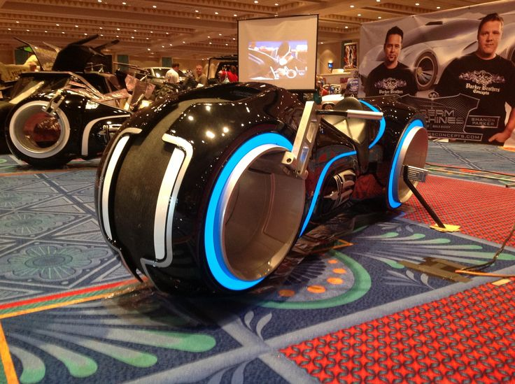 The neutron bike | Parker Brothers Concepts | Pinterest