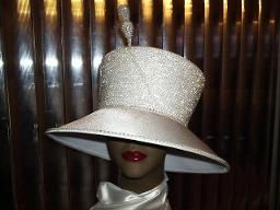 COGIC Church Hats | Women's Church Hats (COGIC) - Custom quality hats. Absolutely gorgeous