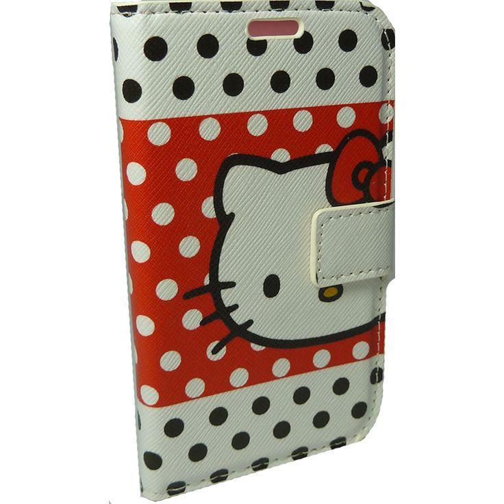 Θήκη πορτοφόλι για Galaxy Duos Hello Kitty http://mikromagazo.gr/_p807.html