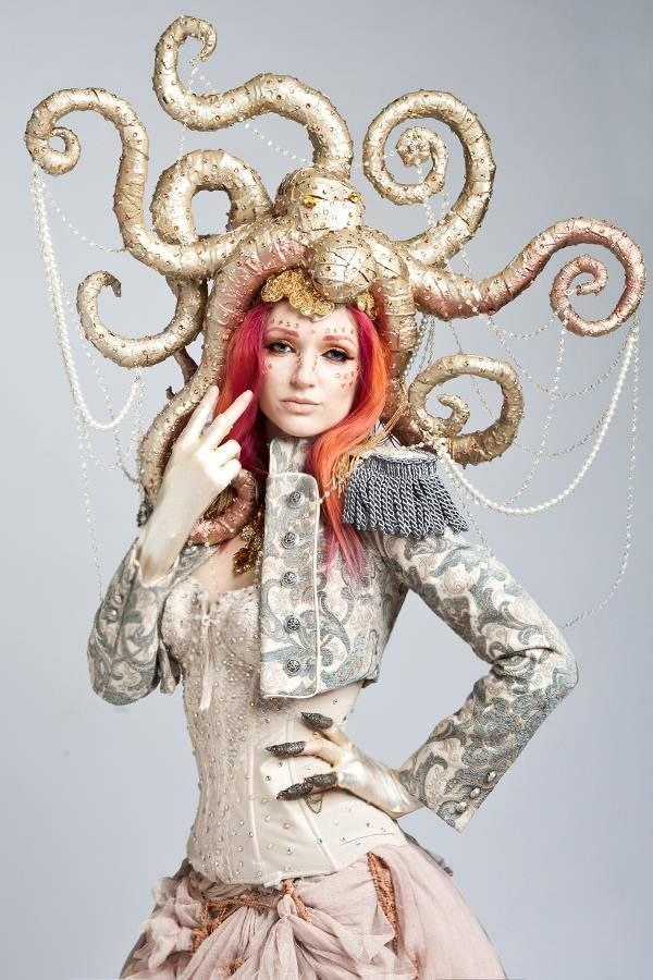 Bubbles and Frown | Shared with Z | Steampunk costume ...