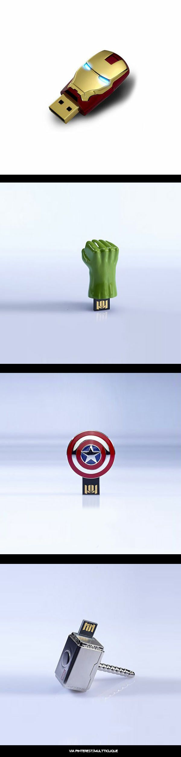 Avengers #tecnology #heroes #musthave