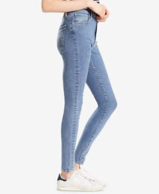 Levi's Mile High Super-Skinny Jeans - Blue 30