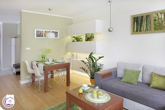 Living Room - an idea on how to mix and match different colours and textures.