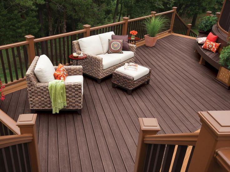Deck Building: Materials And Construction Basics