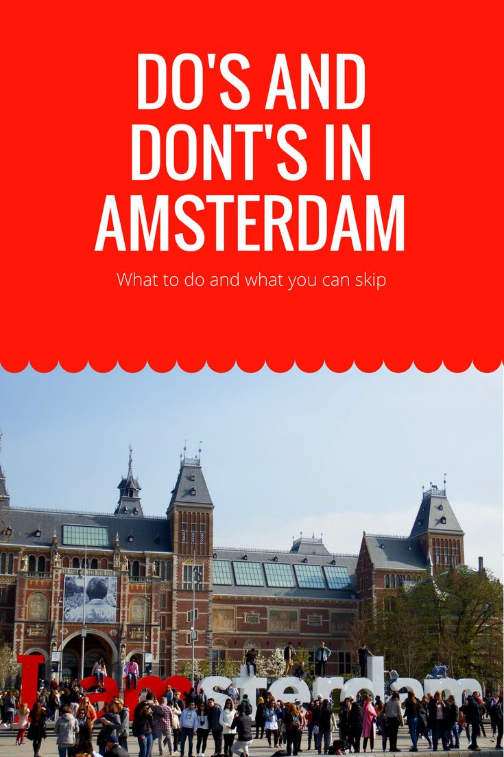 What to do on your weekend in Amsterdam – A Couple Explores