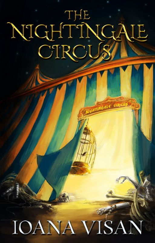 The Nightingale Circus (Broken People, #0.5), December, 2014 http://www.amazon.com/dp/B00RAJ5X24