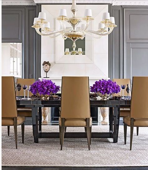 Best Gray Caramel Hot Purple Gorgeous Spaces Pinterest 640 x 480