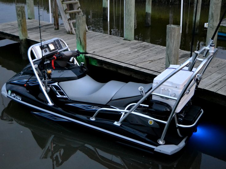 Anyone ever modded their jet ski for fishing? - AR15.Com Archive