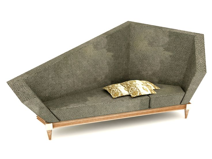 Ziggy modern sofa from Atelier Mo.Ba.