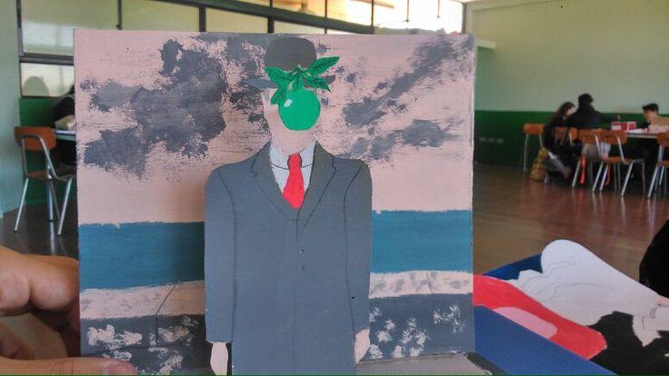 Reproducción Magritte