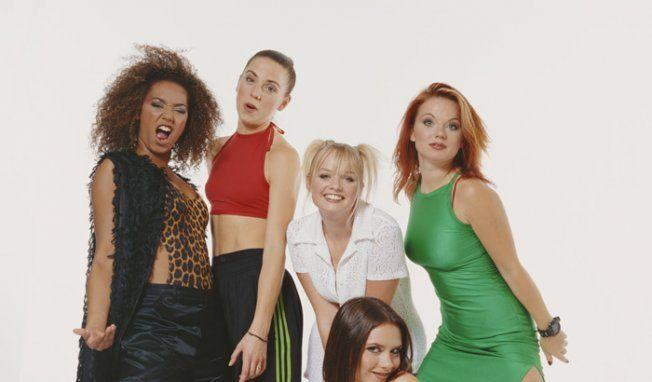 Les Spice Girls : Le style des années 90