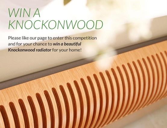 Jaga Knockonwood radiator
