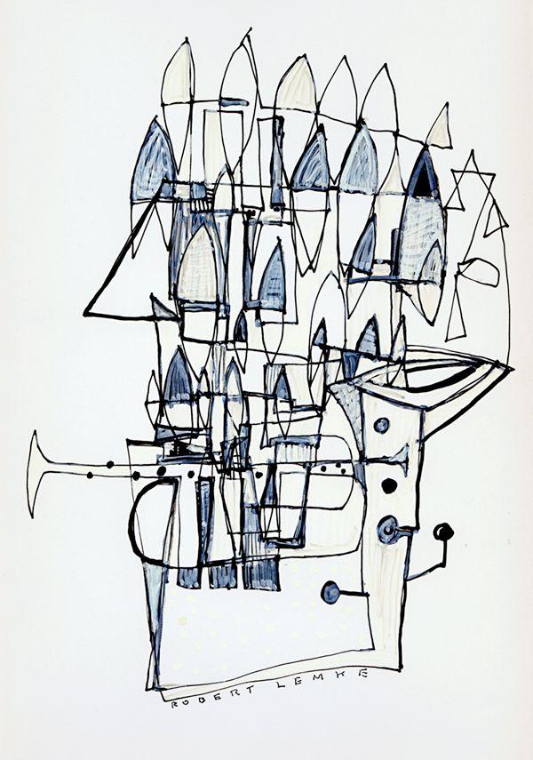 Drawings Improvisations on Behance