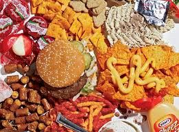 Junk food is a derisive slang term for food that is of little nutritional value and often high in fat, sugar, salt, and calories.[1][2][3] It is widely believed that the term was coined by Michael Jacobson, director of the Center for Science in the Public Interest, in 1972.
