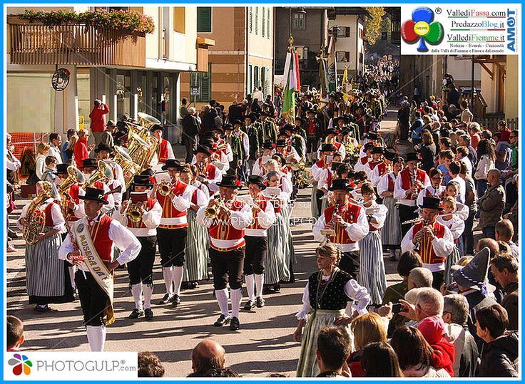 Oktoberfest 2014 a Predazzo – Le foto della sfilata
