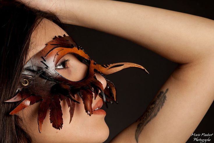 Sparow Mask by ArtisansdAzure.deviantart.com on @deviantART