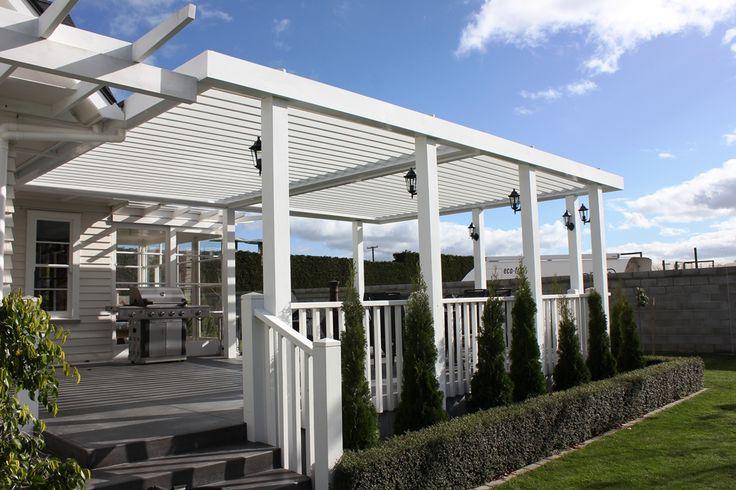 decks for bungalows nz - Google Search