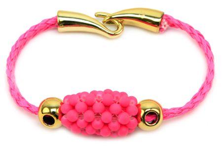 pulsera rosa  / Joyería / Moda femenina / Accesorios para mujer