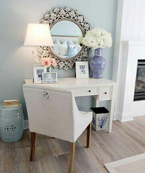 Gorgeous Dressing Room idea!