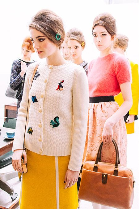 what's your tale nightingale - what's your tale, nightingale? - orla kiely ~ a/w 2013
