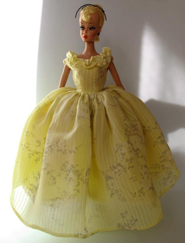 Vintage Bild Lilli doll | Wonderfinds.com #barbie