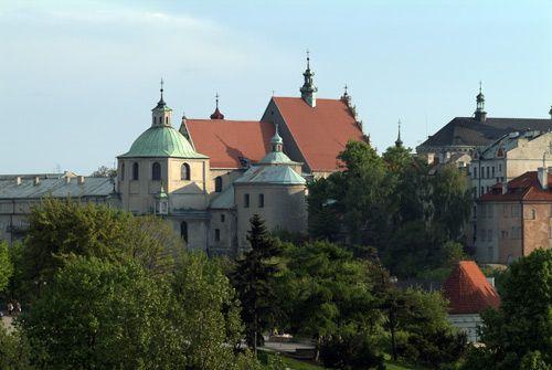 Bazylika dominikanów, Lublin. #dominikanie #klasztor #lublin