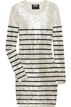 markus lupfer sequin sailor dress