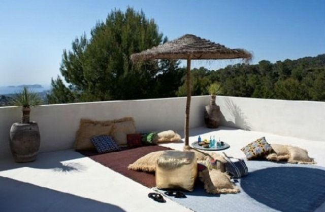 10 best images about rooftop terrace design ideas on pinterest beautiful models and modern - Rooftop terrace beautiful and fresh rooftop decorating ideas ...