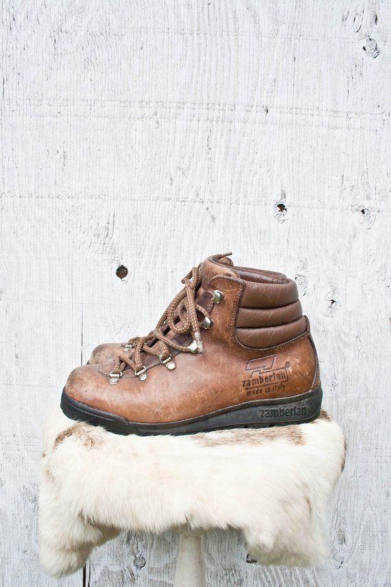 ebc9960057d Zamberlan Leather Hiking Boots - 7US Womens - Zamberlan 303 Trail ...