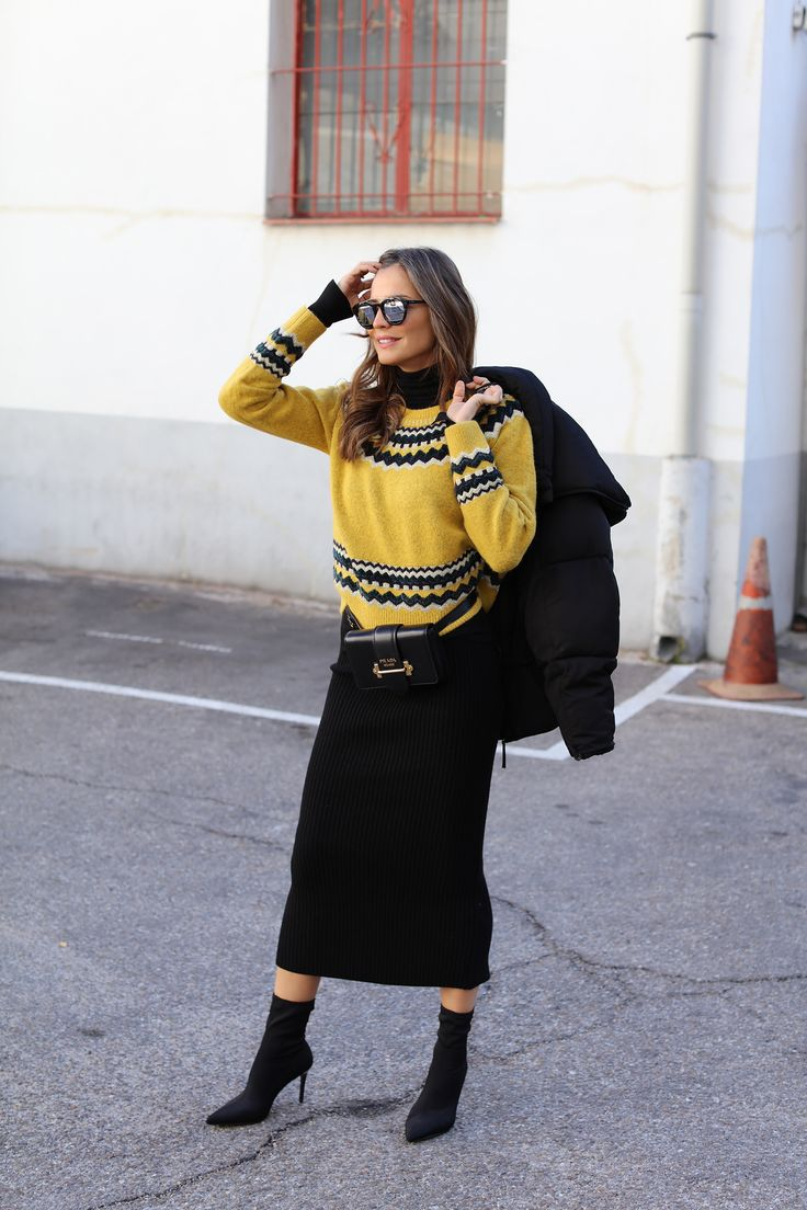 falda tubo looks, outfit - Lady Addict
