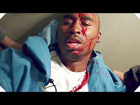 ALL EYEZ ON ME Trailer # 2 (Tupac Movie - 2016) - YouTube