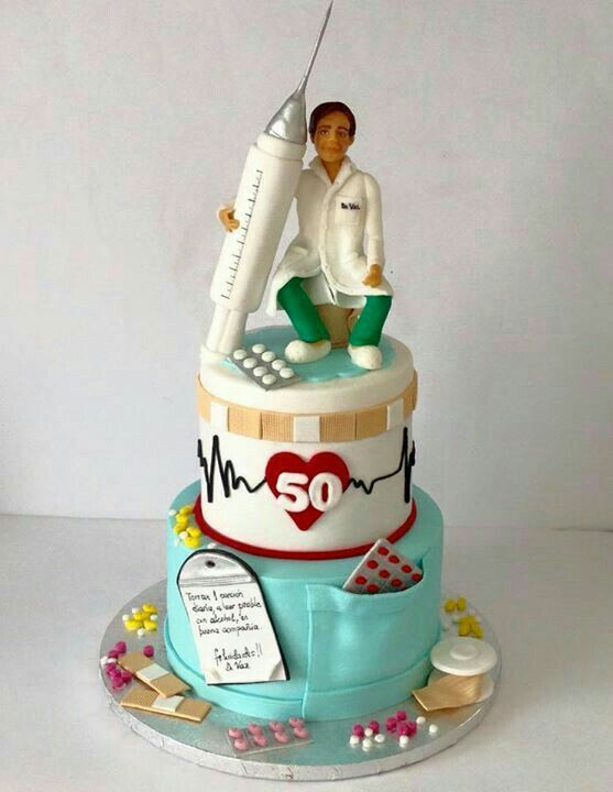 Cake Pictures For Doctors : Best 25+ Doctor cake ideas on Pinterest