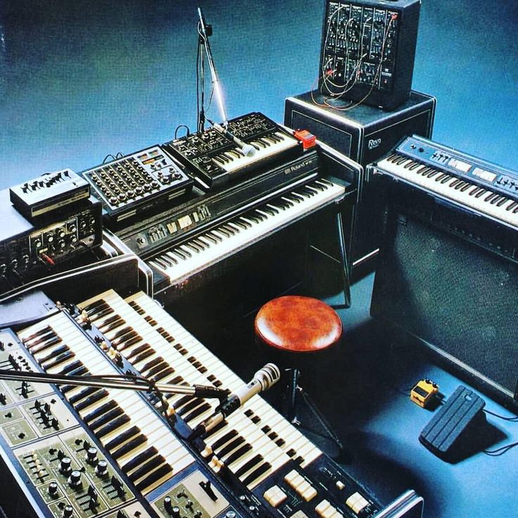 Pin by AJ Alexand3r on 1The G.A.A.S. Station Synthesizer