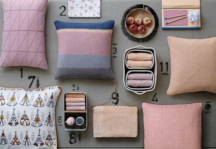 Pillows etc from Södahls