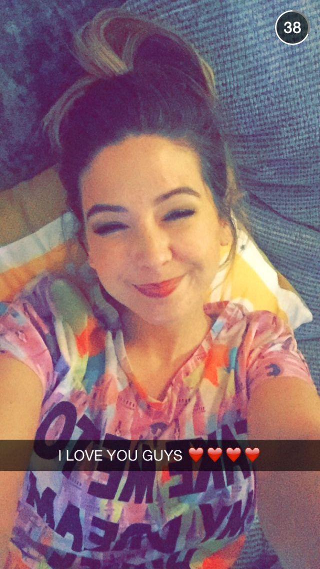 Zoë being as cute as always,