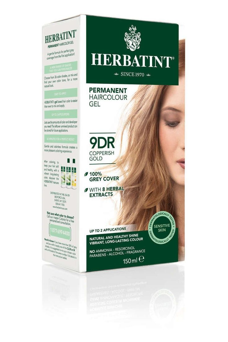 HERBATINT HAIR COLOR,9DR,COPPER GLD, CT * Continue to the product at the image link.