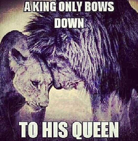 African queen bows down to the king cock and lets him penetrate her deep 5