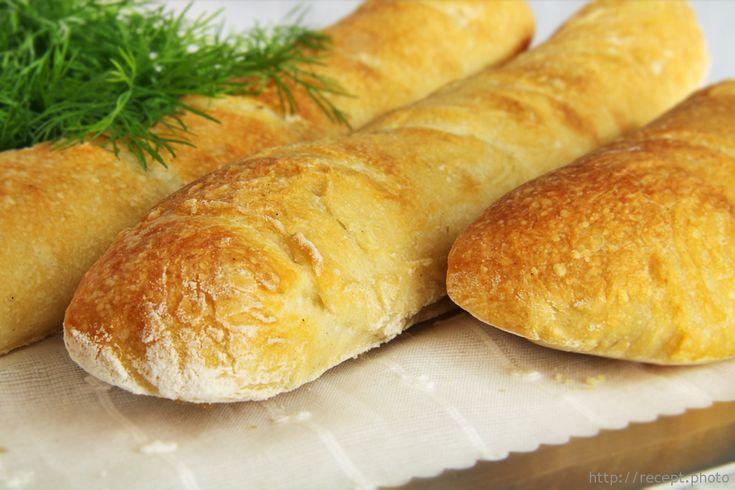 Французский багет | Рецепты с фото