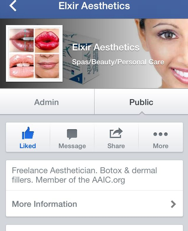 Freelance aesthetician. Please contact for salon business enquires. Facebook page. Uk