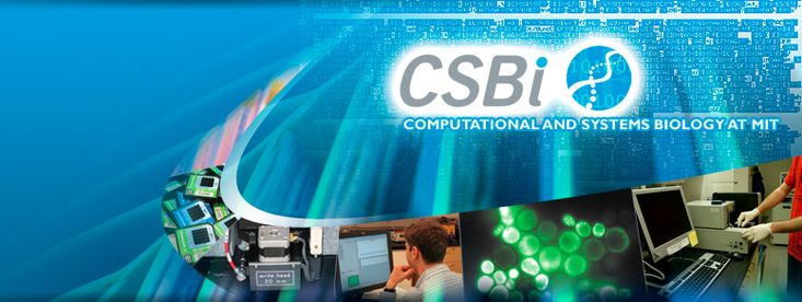 CSBi | Computational and Systems Biology at MIT