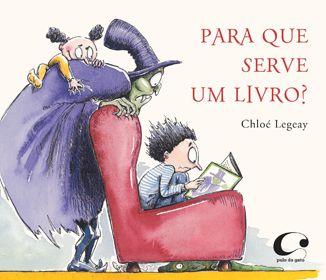 """""""Para que serve um livro?"""", de Chloé Legeay. Ilustrações lindas e detalhadas ajudam a questionar e explicar para que serve um livro."""