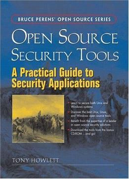 Open Source Security Tools PDF