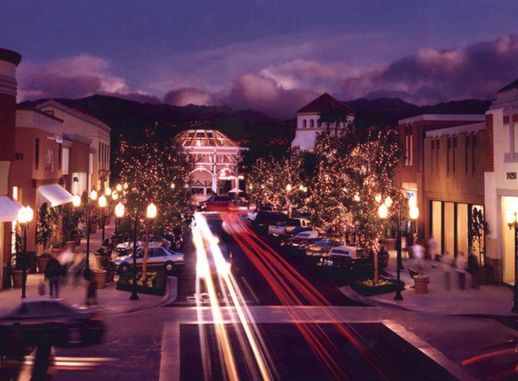:) Go to Santa Clarita, CA... visit the valencia town centre for back to school shopping <3