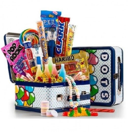 147 best gift ideas for seniors images on pinterest hand made old fashioned candy gifts candy gift negle Gallery