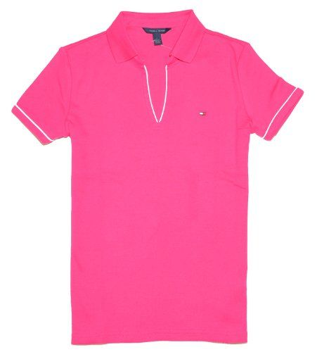 a85f7b7ac6f2 Brand: Tommy Hilfiger. Composition: 100% cotton. Made in Vietnam. | Clothing  inspiration | Polo t shirts, Tommy hilfiger women, Polo