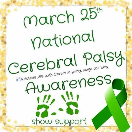 23 best images about Cerebral palsy awareness. For my son ...