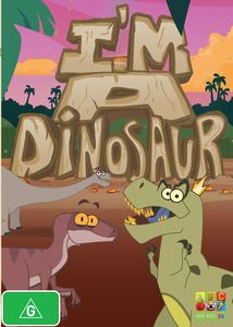 I'm A Dinosaur DVD. Meet the dinosaurs as they present the world they lived in, more than 65 million years ago! What better way to learn about the ancient beasts that roamed our planet than to let them introduce themselves? Each dinosaur brings their world to life in their own inimitable style, confiding their quirks, strengths and weaknesses. $14.99
