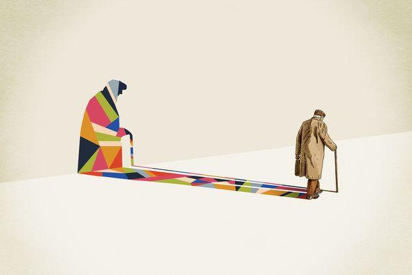 Jason Ratliff: Colors Shadows, Walks Shadows, Shadows Series, Art Prints, Favorite Art, Jasonratliff, Jason Ratliff, Drawings Inspiration, Elder Shadows