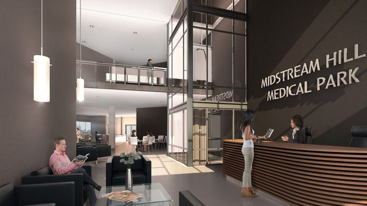 Midstream Hill Medical Park by Studious Architects_South Africa